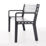 Frank, ergonomisk soffa. Design David Taylor