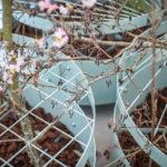 Gro planteringskärl/vas rund detalj, design Mia Cullin. Nyhet 2019