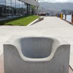 Concrete Things, Handelshöyskole, Bergen.