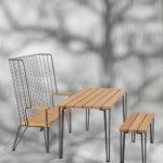 Gard furniture group, design Odin Brange Sollie. News 2020