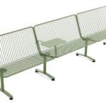 Korg möbelsystem, soffa med bord. Design Thomas Berntrand. Nyhet 2020